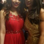 With Jasmin Walia