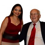 with George Ross
